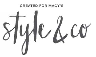 Macy's has marked down many Style & Co clothing 80-90% off!