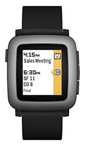 Pebble Time Smartwatch $79.95