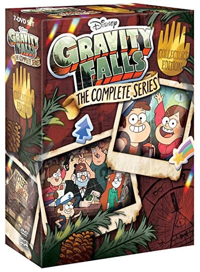 Preorder - Gravity Falls:Complete Series DVD $31.83