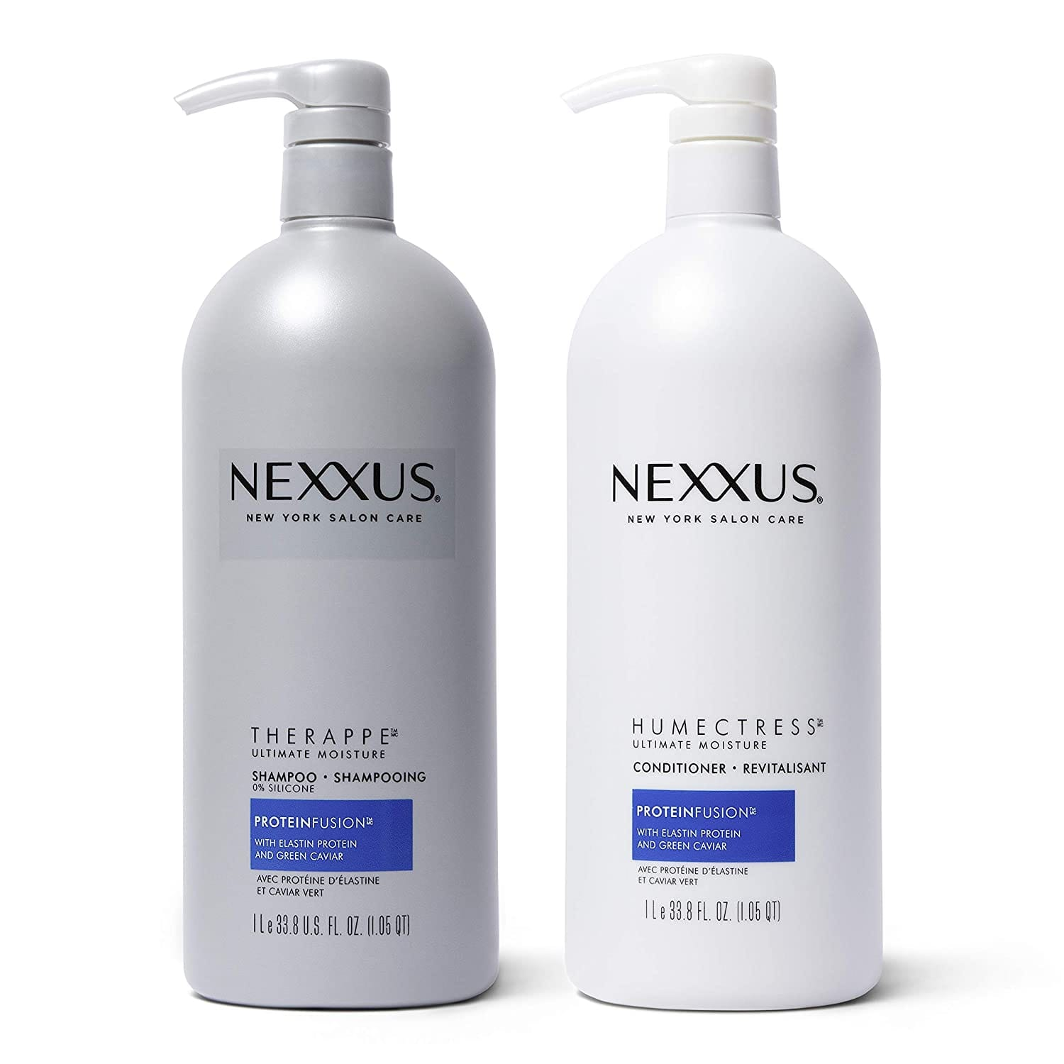 Nexxus Shampoo and Conditioner Therappe and Humectress 33.8 oz 2 Count - $20.99