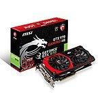 MSI GTX 970 Gaming $290 AR at Amazon