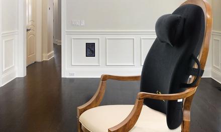 Bodyhealt Ergonomic Orthopedic Back Support Backrest - $48.99