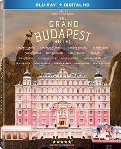 The Grand Budapest Hotel [Blu-ray] $5.99 & FREE Shipping