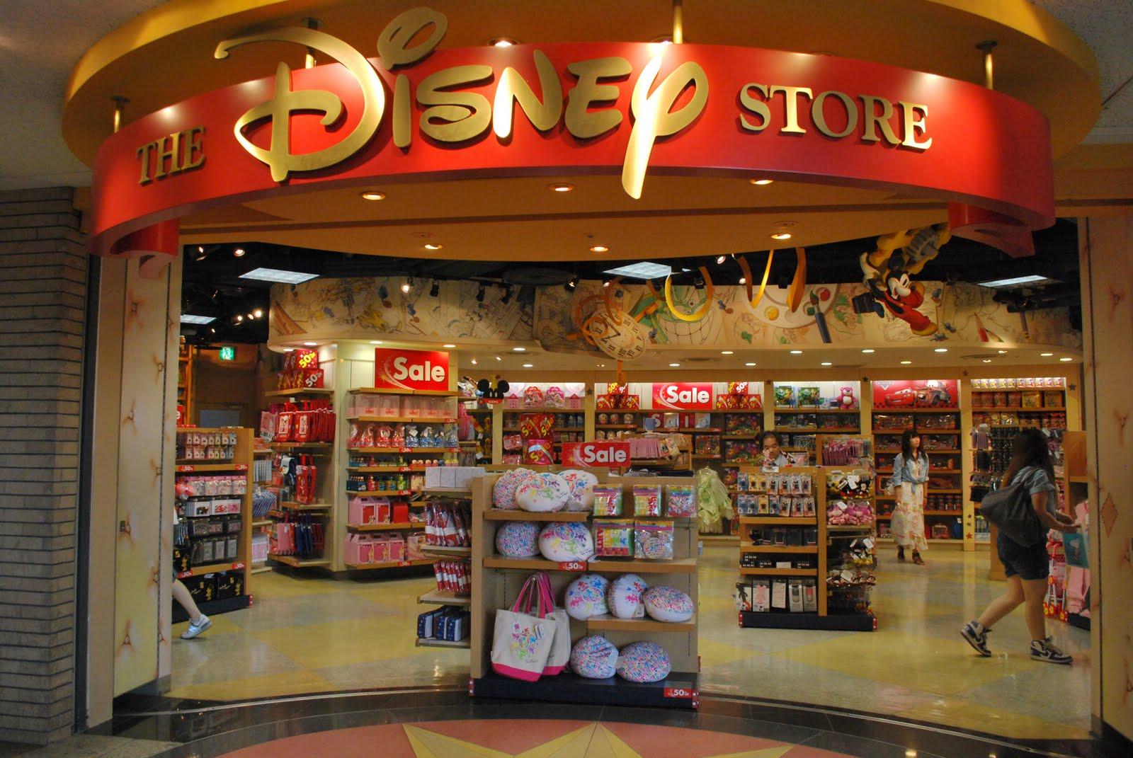 Disney Build A Bear Closing