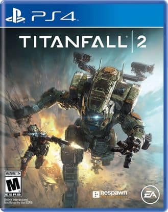 New Titanfall 2 game Playstation 4 $10.99