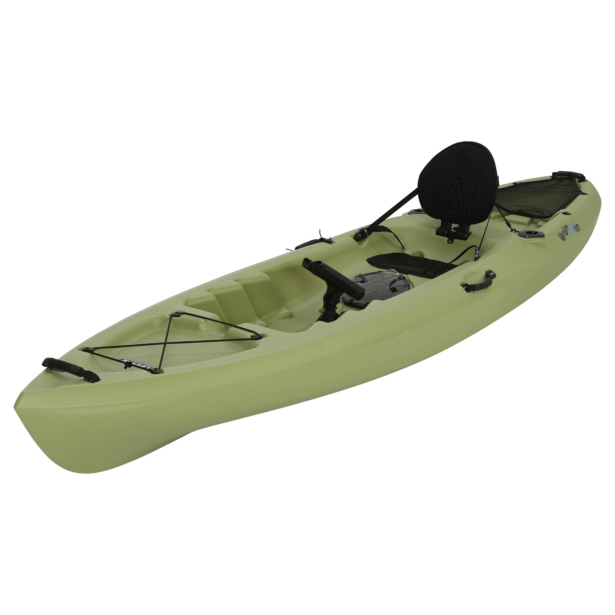 Fishing Kayak Weber 132, 11' , Model 90609 (Lifetime