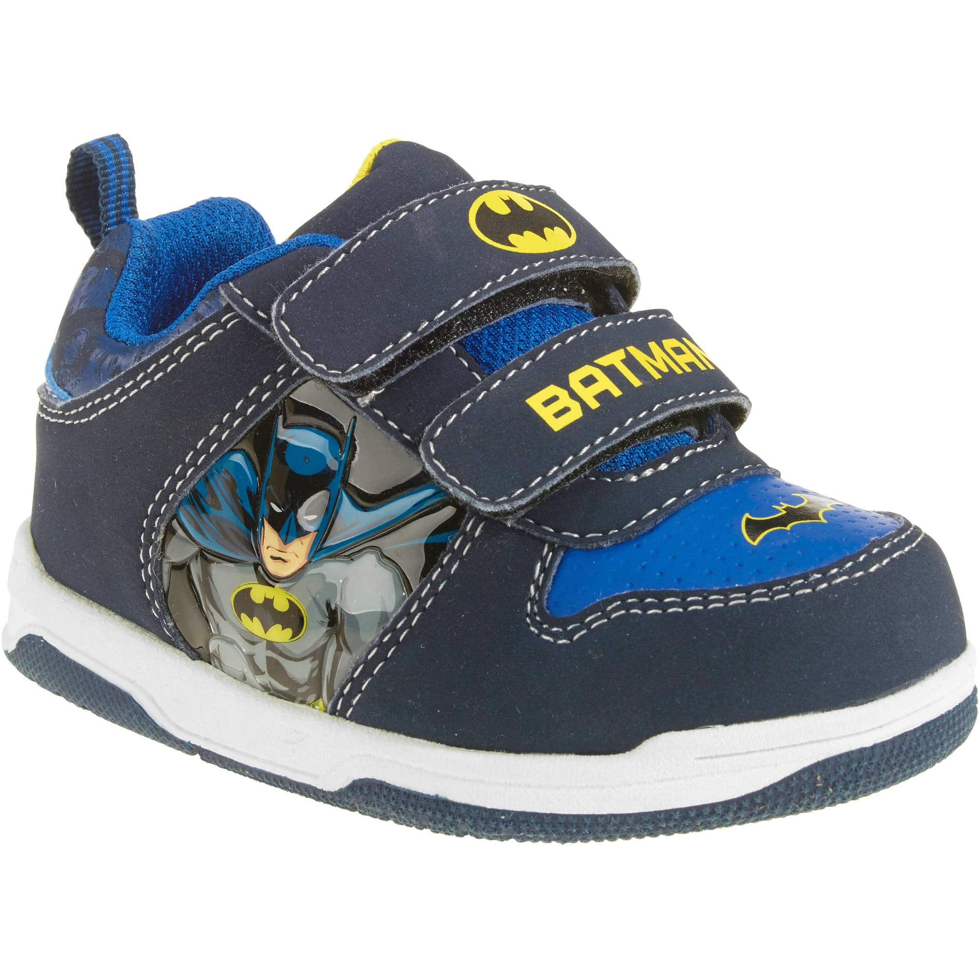 Walmart : Batman Toddler Boys' Skate Sneaker for $9.83 Free Pick Up
