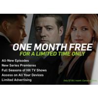 huluPLUS Deal: Hulu Plus 1 Month Free Trial - Not just new members