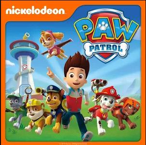 PAW Patrol TV Show - Volume 1 $9.99
