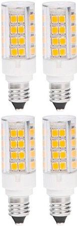 4-Pack E12 Candelabra LED Light Bulbs, 3.5W, 2700K for $11.96 on Amazon