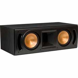 "Klipsch RC62 II 6.5"" Center Channel Speaker - Black - for $134 - Free In-store pickup"