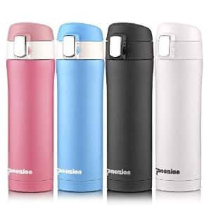 Stainless Steel Travel Mug Thermos $8.97, Various Colors
