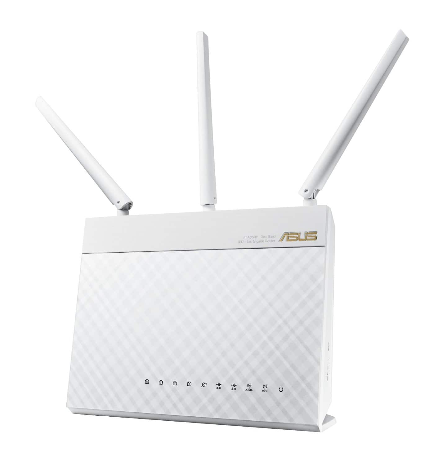 ASUS RT-AC68W Router, 1900 Mbps, $127.99 @ Amazon