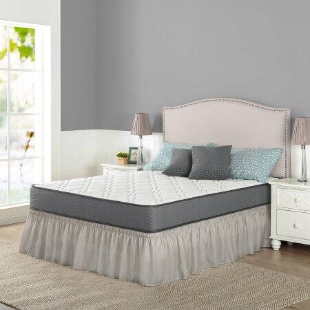 """Better Homes and Gardens 8"""" Comfort Firm Spring Mattress, King Size $52.46"""