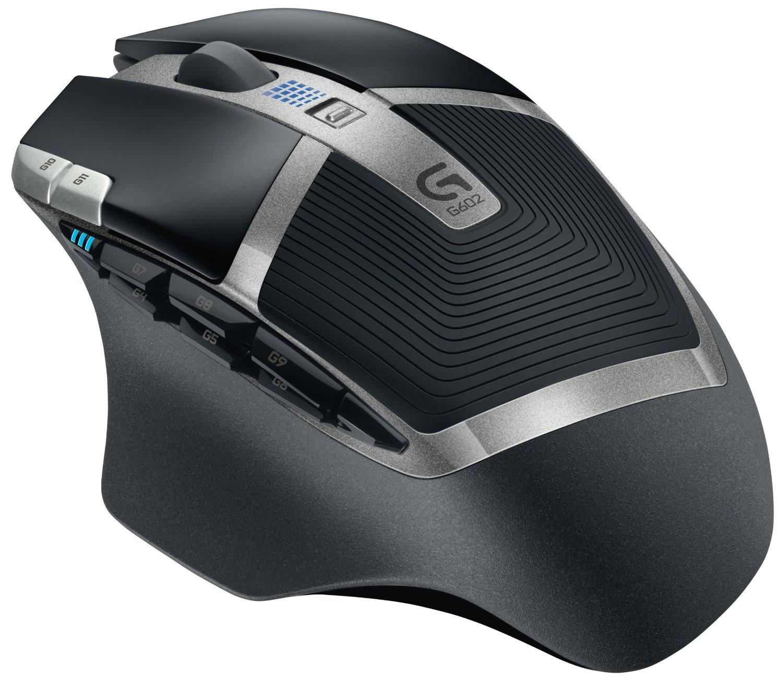 Logitech G602 Wireless Gaming Mouse 36 17 Fs On Amazon Slickdeals Net
