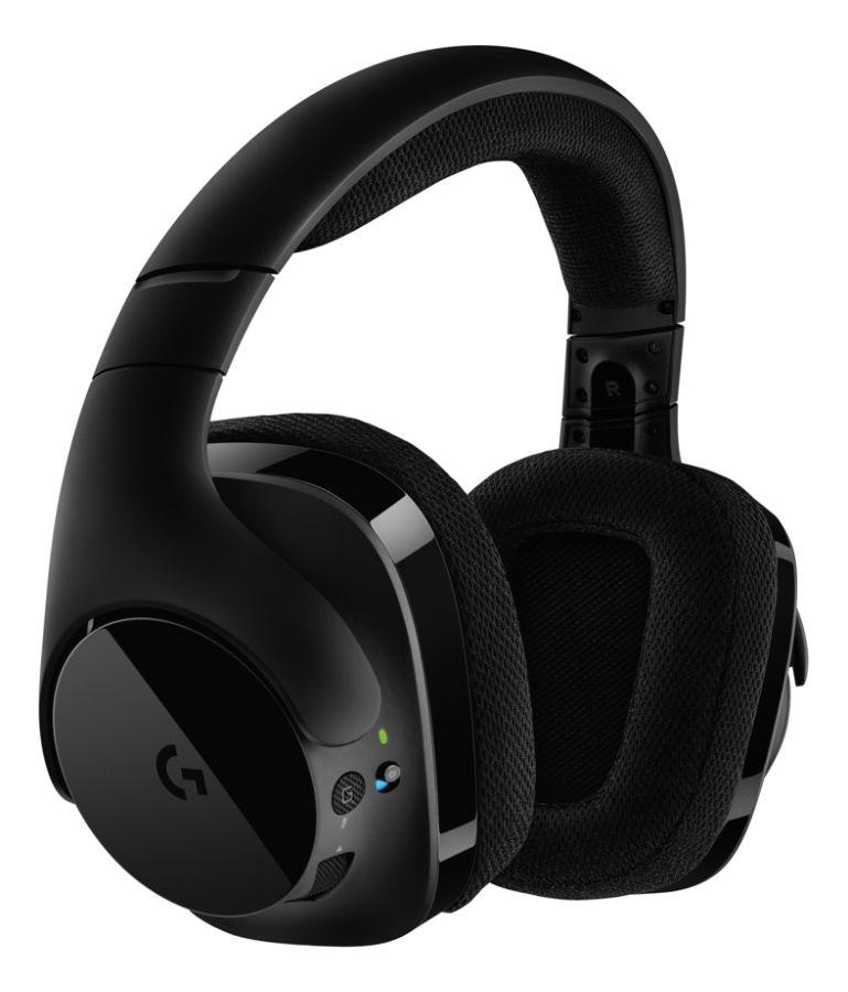 Logitech G533 Wireless DTS 7.1 Surround Gaming Headset $69.99