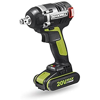 Rockwell 20V Brushless Drill & Impact Wrench Combo Kit $96 AC FS NEW
