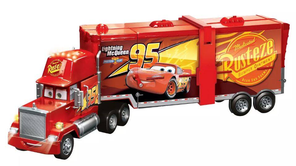 Disney Pixar Cars Super Track Mack Playset - Target in-store $50/$30 YMMV