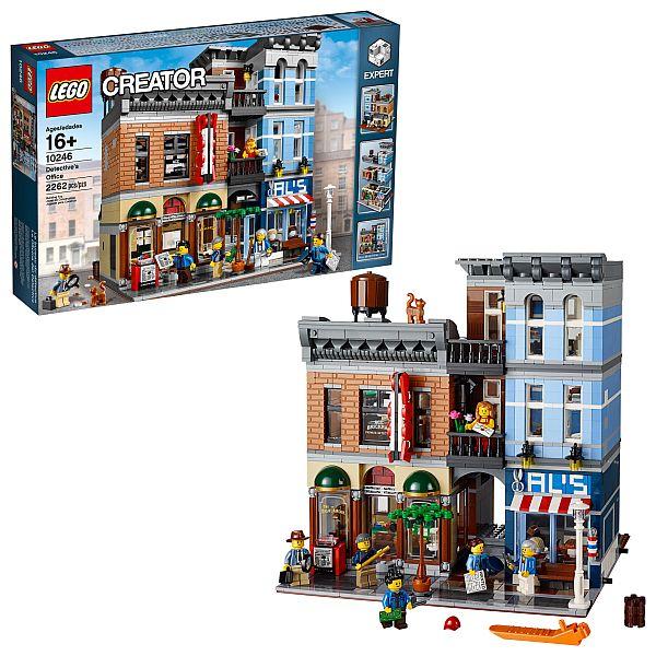 Lego Creator Expert Detective's Office 10246 - $129.99 at Walmart.com