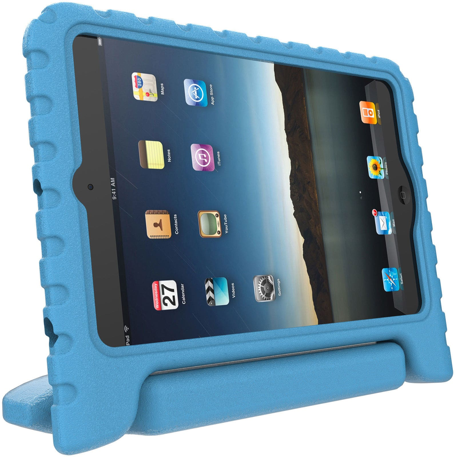 Shockproof Foam Kids Case with Handle for Apple iPad 2 3 4 Air Mini $9.09