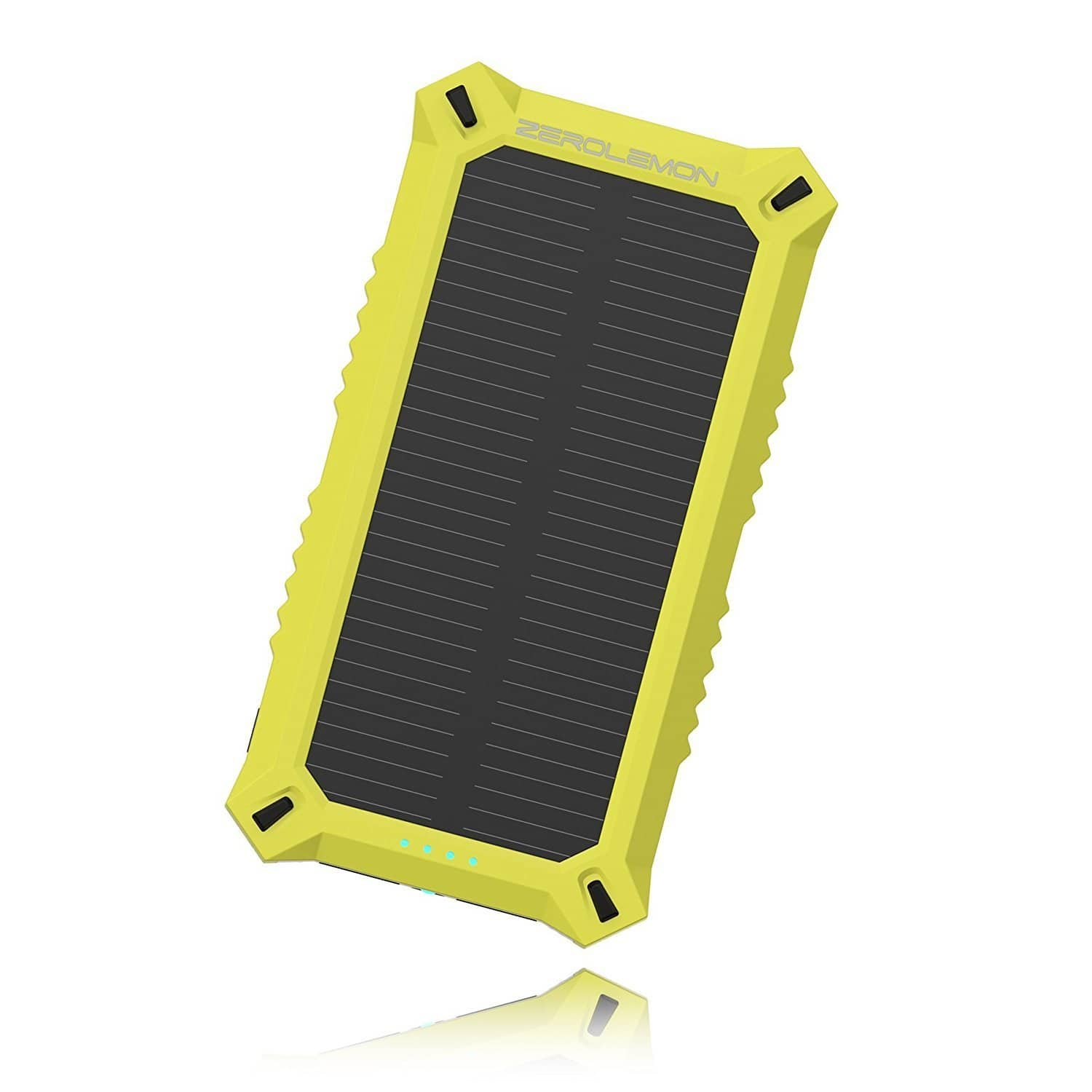 8000mAh Solar Charger 50% off $9.99,26800mAh ZeroLemon Solar Charger 30% off $34.99 AC+F/S @Amazon
