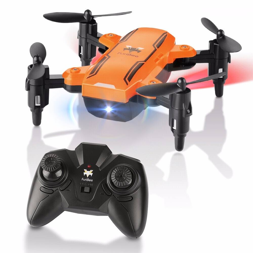 FuriBee H815 2.4GHz 4CH 6 Axis Gyro Remote Control Mini Quadcopter $11.93 @dresslily.com + Free Shipping