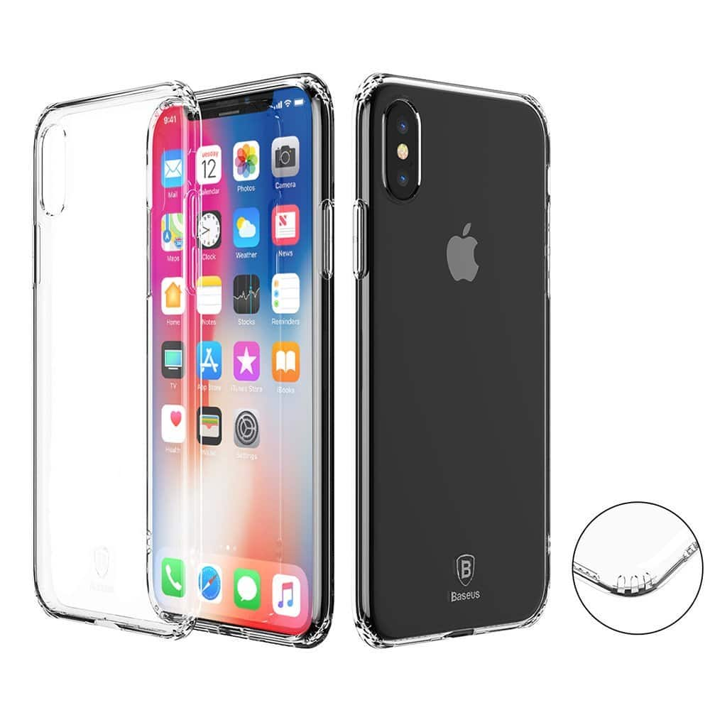 Airbag Cushion Thin Fit Crystal Clear Soft Premium TPU Cover at $4.79 AC+FS With Amazon Prime