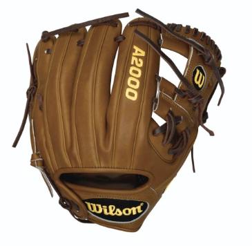 $129.88 - Wilson A2000 Pedroia DP15 Game Model Baseball Glove