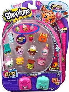 Shopkins season 5(12pack) $12.99@ ama