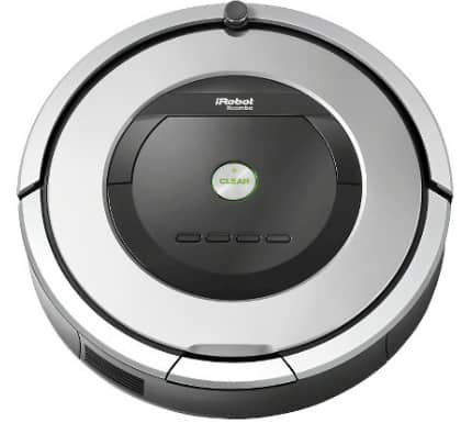 iRobot Roomba 860 - $405 (before tax) at Target.com with Store Pickup Promo