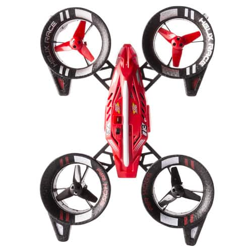 B&M YMMV - Air Hogs Helix Race Remote Control Drone - 2.4 GHz Red $9