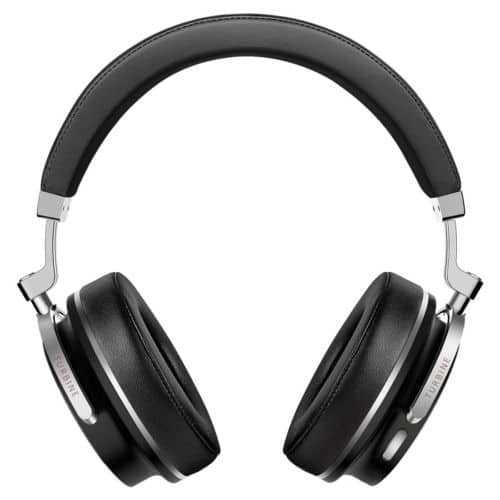 Bluedio T4S - Wireless Bluetooth 4.2 Headphones with Active Noise Cancellation - $37.59