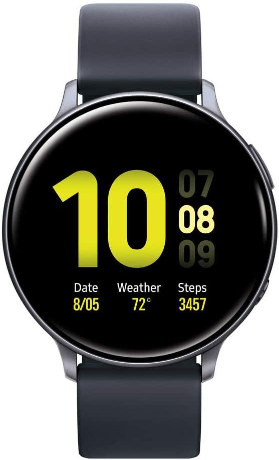 Amazon.com: Samsung Galaxy Watch Active 2 (US Version) -  44mm, GPS, Bluetooth - $199.99. 40mm - $179.99