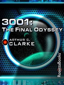 3001 The Final Odyssey by Arthur C Clarke - Amazon Kindle for $1.99