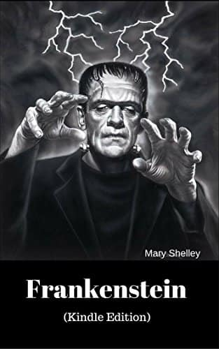Amazon Free Kindle ebooks - Frankenstein by Mary Shelley + Sense and Sensibility by Jane Austen + David Copperfield by Charles Dickens + Others