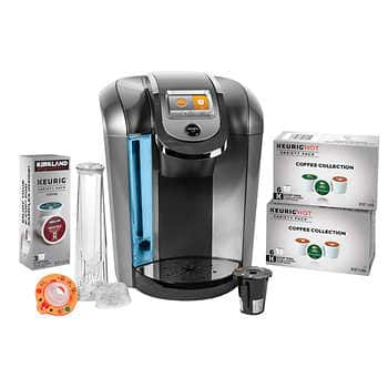 Costco - Keurig K525C Single Serve Coffee Maker, 15 K-Cup