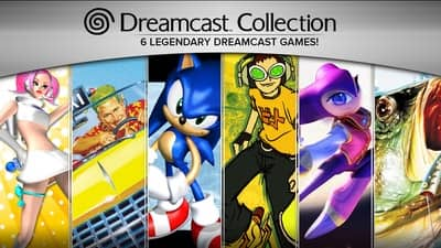 Sega Dreamcast Collection (PC Digital Download on Steam) for $3.89 via IndieGala