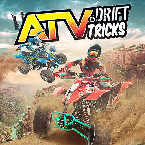 Nintendo Switch - ATV Drift & Tricks Digital Download - $1.99