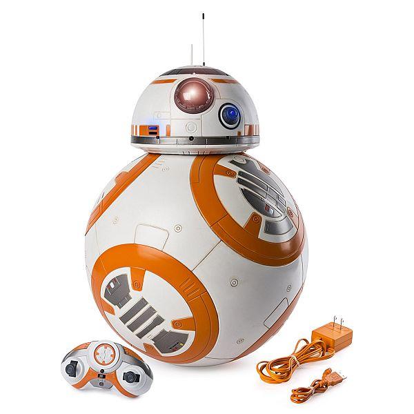 Star Wars Fully Interactive BB-8 Hero Droid $130 + Free Shipping Walmart and Amazon