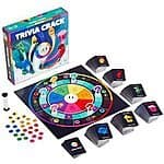 Triva Crack Board Game, $29.99 + $9.99 in in-app currency free