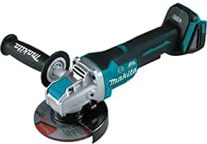 Makita XAG26Z Paddle Switch Angle Grinder with X-Lock (Tool Only) $147.24