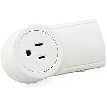 Etekcity Wireless Remote Control Electrical Outlet Switch $21.48 @ Amazon