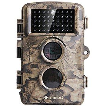 Distianert 12MP 720P Night Vision Camera(IP56 water-resistant) $41.99 @ Amazon