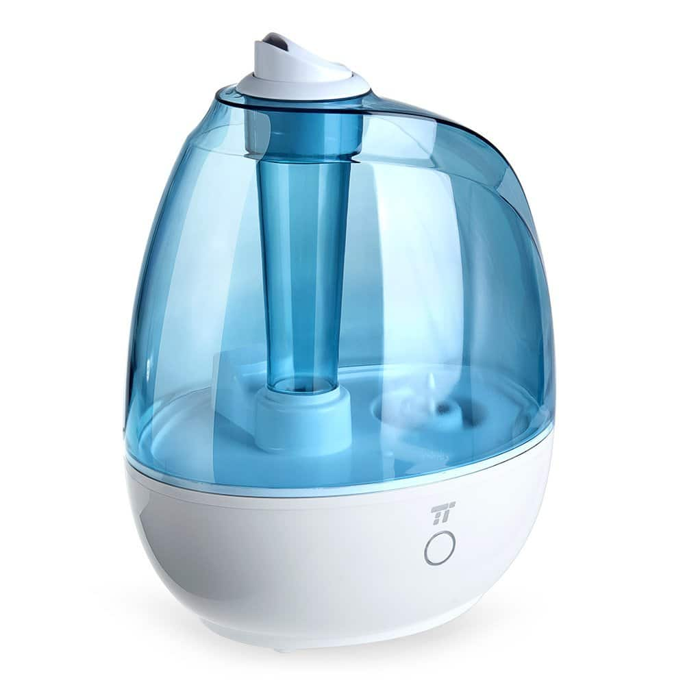 TaoTronics 2L Cool Mist Ultrasonic Humidifier @Amazon $9.99