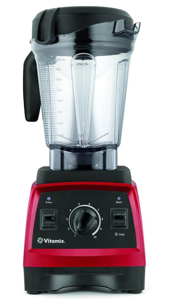 Vitamix 7500 Blender, Red [Red] $400 at Amazon $399.99