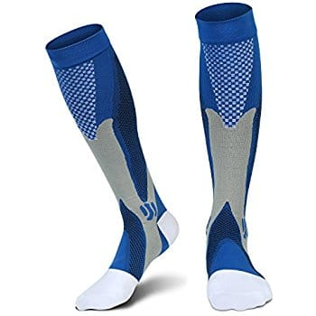 Compression Socks (20-30mmHg) Mens/Womens (only size S/M) - Amazon $6.71 AC