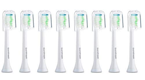 DiamondClean Sonic Replacement Heads For Philips Sonicare Electric Toothbrush, 8 Pack (by Sonifresh) - Amazon $7.15 AC