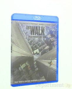 The Walk - Blu Ray - $5.00 shipped - brand new!