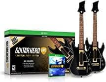 Xbox One Guitar Hero Supreme Party Edition (with 2 Guitars) $20 @ Walmart In-Store YMMV