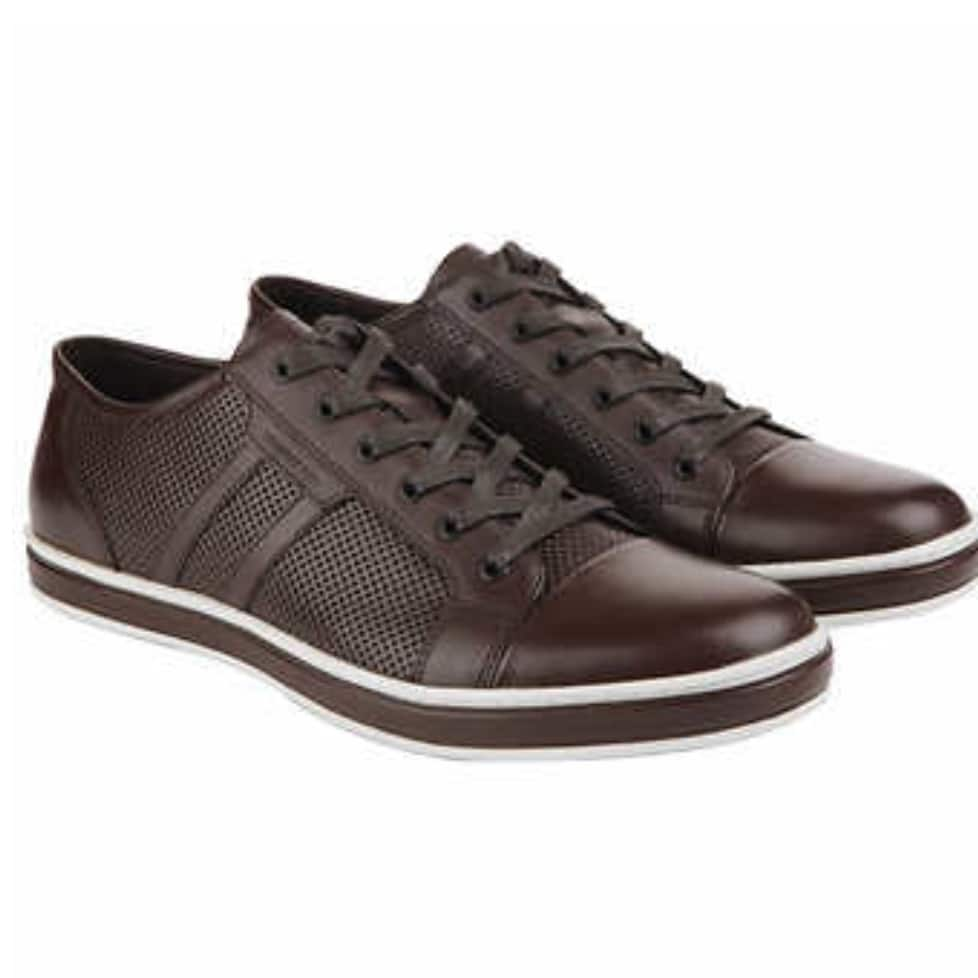 Kenneth Cole New York Men's Leather Lace-up Shoe - $39.99